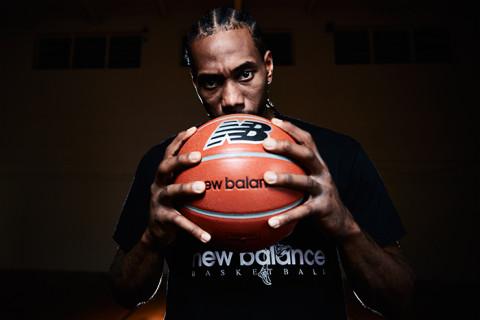 New Balance se refuerza en baloncesto con el patrocinio de la NBA