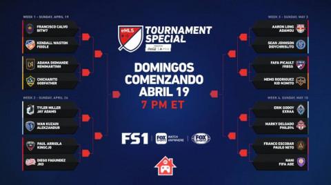 Major League Soccer se asocia con Fox Sports para la nueva competencia de esports