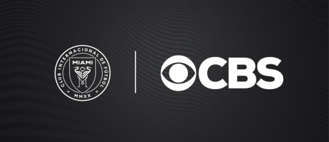 Inter Miami firma un acuerdo de televisión local con CBS Miami