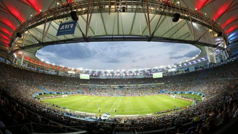 Maracanã presenta noticias para 2020 a patrocinadores y permisos