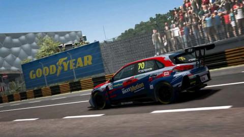 Goodyear se adentra en el mundo de las carreras de eSports